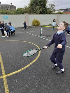 1st Class Tennis Lessons