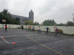 5th/6th Class Cycling