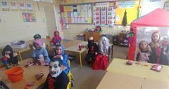 Happy Halloween from Senior Infants!
